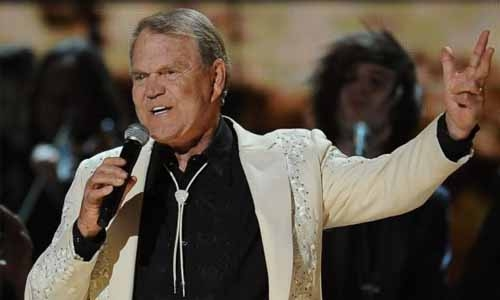 Country music legend Glen Campbell dead at 81