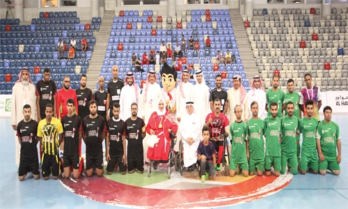 Bahrain Catalysts triumph