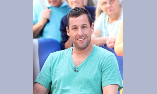 Adam Sandler helps raise funds to honour late actor Cameron