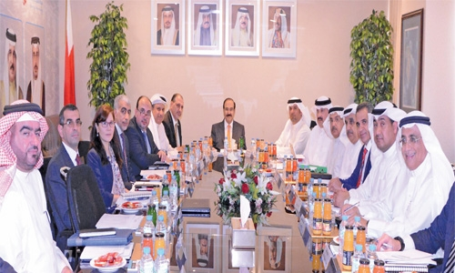 Minister chairs meeting  on sustainable energy