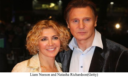 Liam Neeson reveals he's romantically involved with an 'incredibly famous' woman
