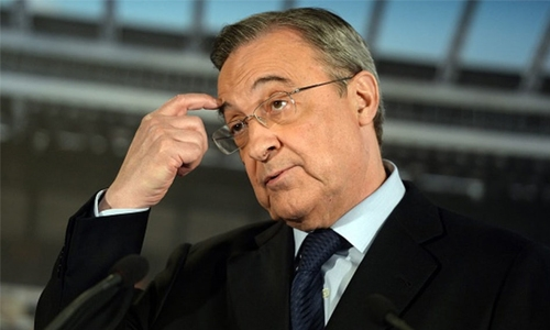 Perez to remain as Real Madrid president until 2021