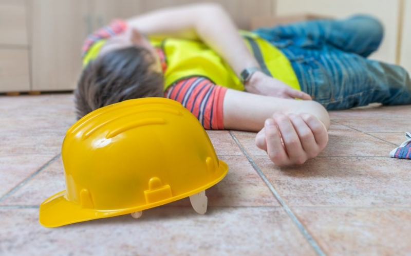Nearly 800 'injured' in worksite accidents in 2019 third quarter