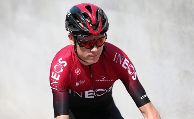 Cycling: Froome says recovery almost complete