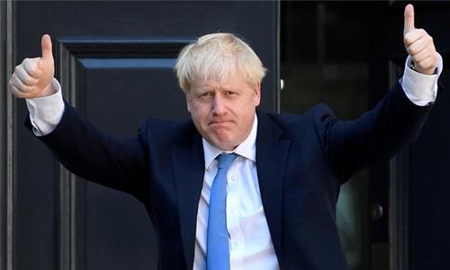 Johnson to meet Ireland's Varadkar over Brexit