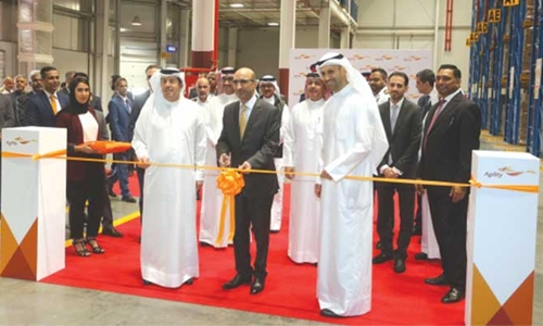 Agility opens $10 million regional hub in Bahrain