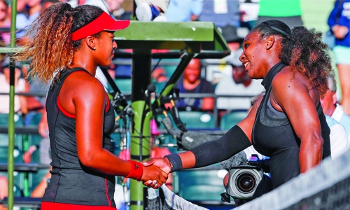 Miami Open: Osaka has the measure of Serena