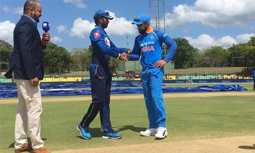 India spinners trigger Sri Lanka ODI batting collapse