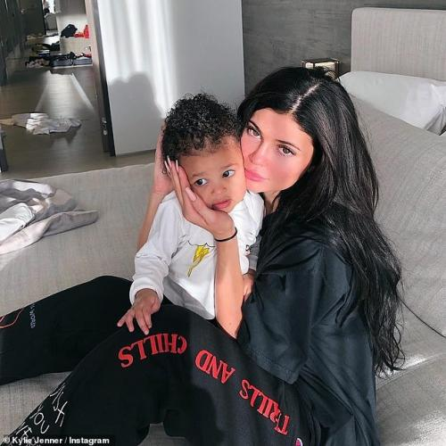 Kylie Jenner shows off her 'baby girl' Stormi in sweet Instagram pic