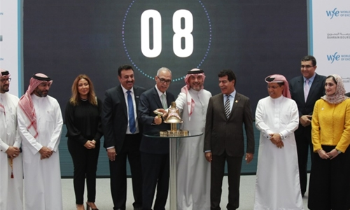 Bahrain Bourse takes part in World Investor Week
