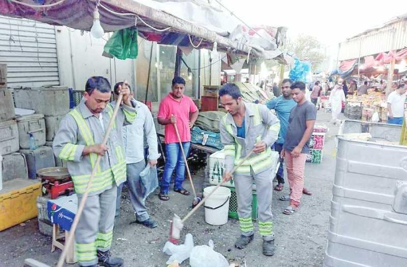 Jidhafs market 'revamp work on track'