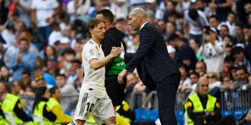Zidane makes winning start