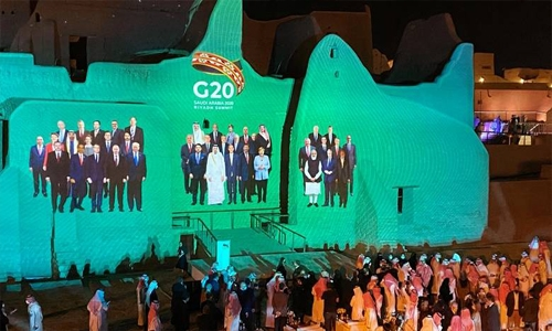 G20 to discuss post-pandemic world, back debt relief plan