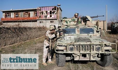 Taliban attacks Afghan US base