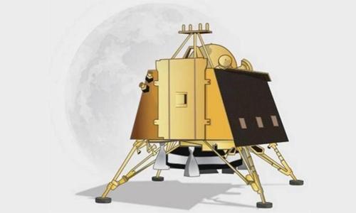 Chandrayaan-2 lander located, says ISRO