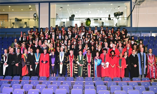 Bahrain produce 80 new doctors