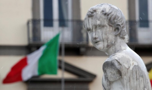 Italy hikes deficit targets, sees debt around 156pc of GDP in 2021
