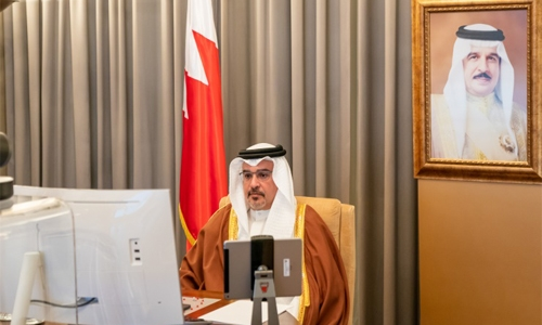 HRH Prince Salman urges Ministries to implement government initiatives and ensure completion