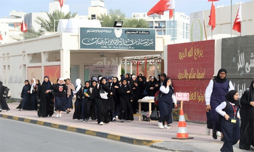 Bahraini students take top ranks in Arab Caligraphy competition