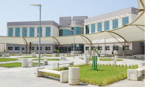 Work on Bahrain's largest public school 'completed'