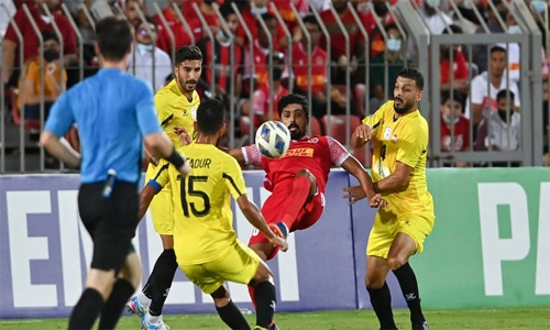 Muharraq power into AFC Cup zonal final