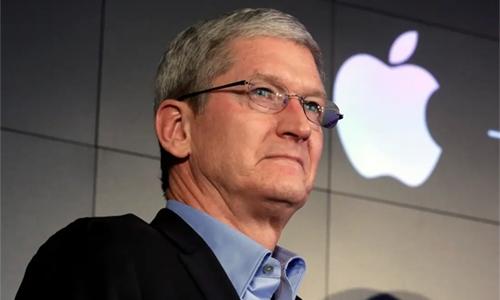 Apple's Cook meets China regulator