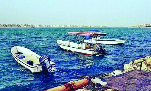Bahrainis on trial for illegally crossing into Qatari sea
