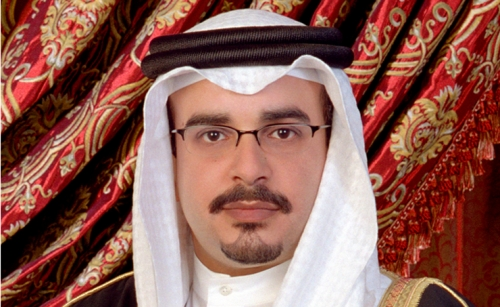 HRH the Crown Prince issues edicts