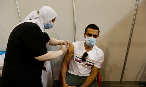 Bahrain closes in on achieving 'full community protection' with safe and effective vaccines
