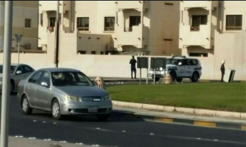 Suspicious object spotted : Bahrain highway closes