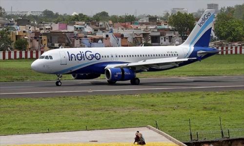 UAE-India flight makes emergency landing in Pakistan