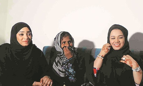 Dubai women find mother in India, after 28 years!