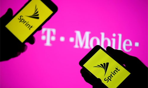 US states sue to block Sprint, T-Mobile deal