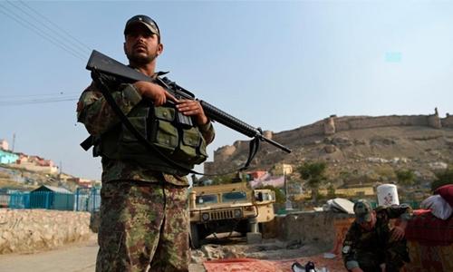 Afghan govt seeks guarantees from US