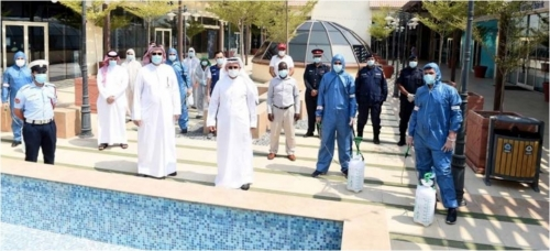 Northern Governor hails Team Bahrain's COVID-19 fight