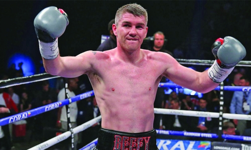 Liam Smith to fight Ali for light-middleweight title