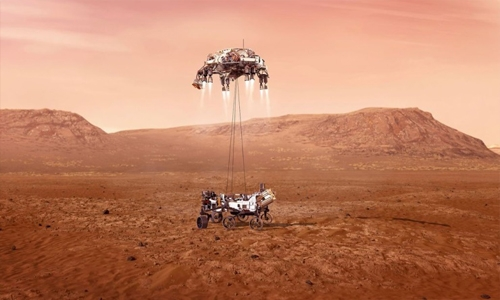 NASA's Perseverance to land on Mars in search for ancient life