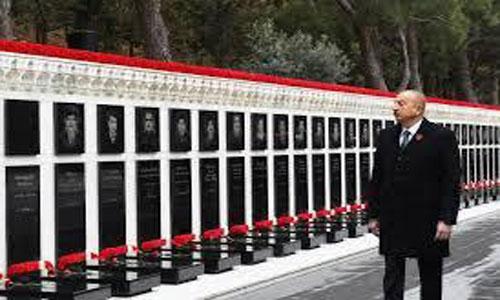 Azerbaijan remembers Black January tragedy