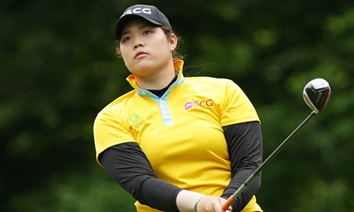 Ariya grabs lead on home turf at LPGA Thailand