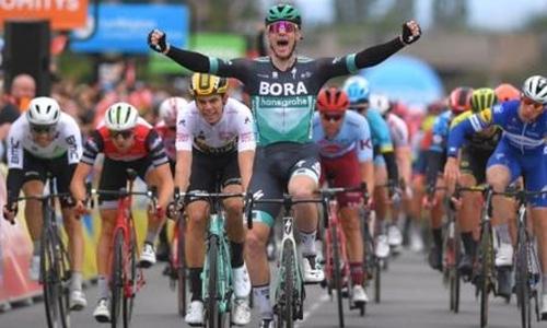 Sam Bennett wins stage 3 of Dauphine