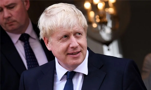UK PM says he will not contemplate resigning
