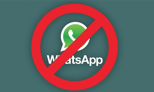 Banned: Parents, teachers chat groups on WhatsApp