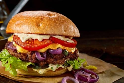 Lovin' it: McDonald's beats revenue estimates, debuts McPlant line