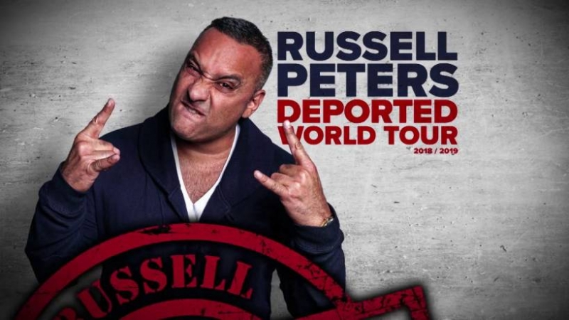 Russell Peters to perform in Bahrain