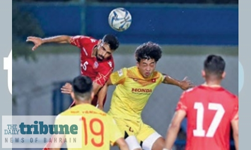 Olympic football team defeat Vietnamese counterparts in friendly