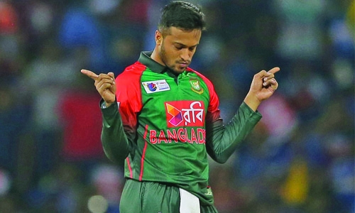 Bangla bt SL in drama-filled match
