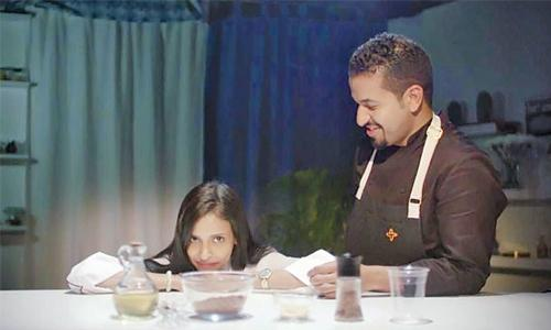 Chef couple wins many hearts by giving international dishes a Saudi twist