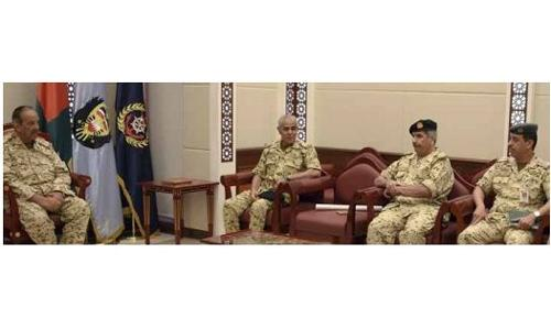 Force will continue to boost combat readiness: BDF chief