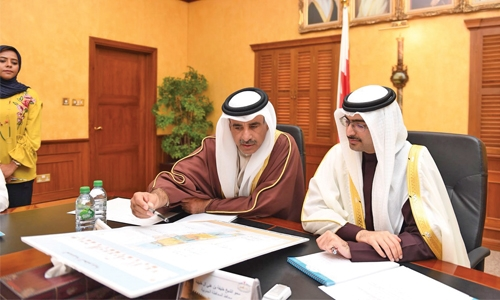 Khalifa Town plan on track: Governor