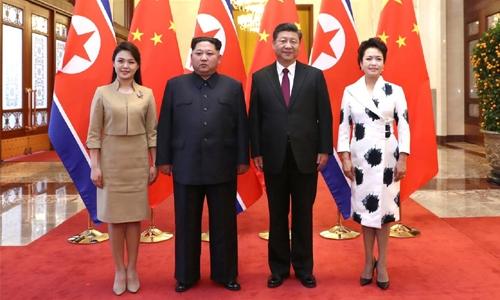 Xi hopes US, NKorea will 'meet halfway'